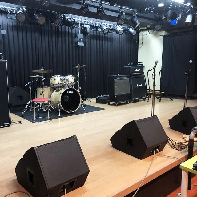 ビーステーションのライブホール3