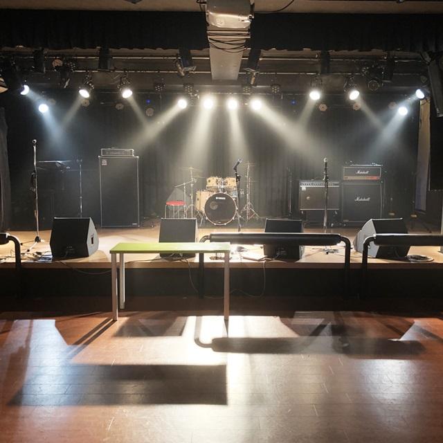 ビーステーションのライブホール2