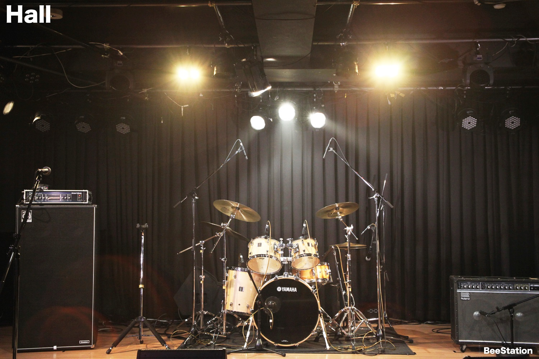 1F ホールスタジオ