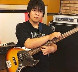 ビーステのベース講師 松本先生
