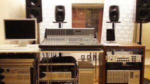 ビーステーションのレコーディング機材